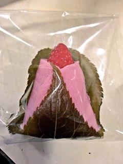 長命寺桜餅